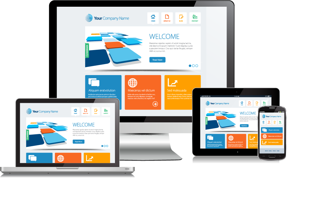 Responsive Webdesign mit AlkunMedia